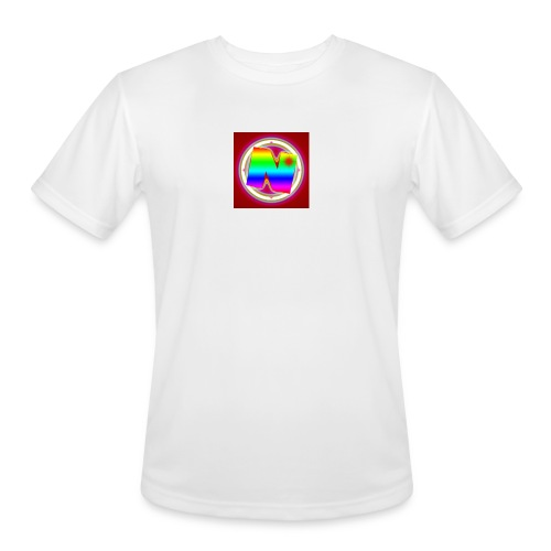 Nurvc - Men's Moisture Wicking Performance T-Shirt