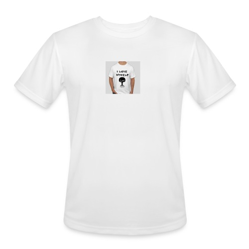 love myself - Men's Moisture Wicking Performance T-Shirt