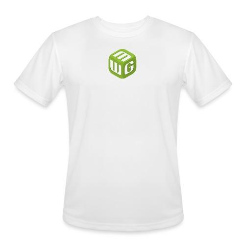 MiniWarGaming T-Shirt (L) Men's Fruit of the Loom - Men's Moisture Wicking Performance T-Shirt
