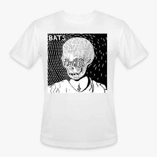 BATS TRUTHLESS DESIGN BY HAMZART - Men's Moisture Wicking Performance T-Shirt
