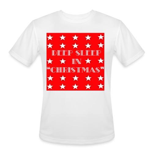 Christmas theme - Men's Moisture Wicking Performance T-Shirt