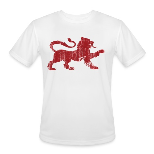 The Lion of Judah - Men's Moisture Wicking Performance T-Shirt