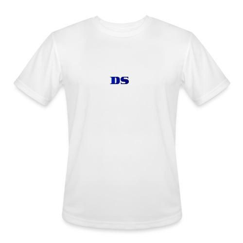 Da Shiznit Blue Money Logo - Men's Moisture Wicking Performance T-Shirt