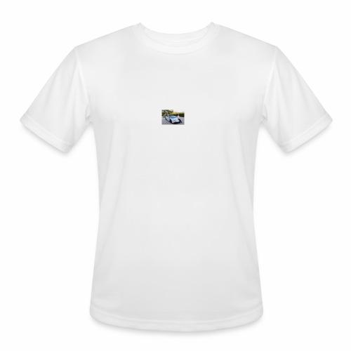 MICHOL MODE - Men's Moisture Wicking Performance T-Shirt