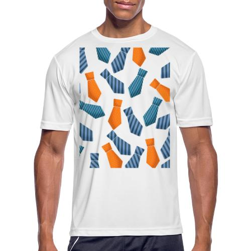 HAPPY FATHERS DAY - Men's Moisture Wicking Performance T-Shirt