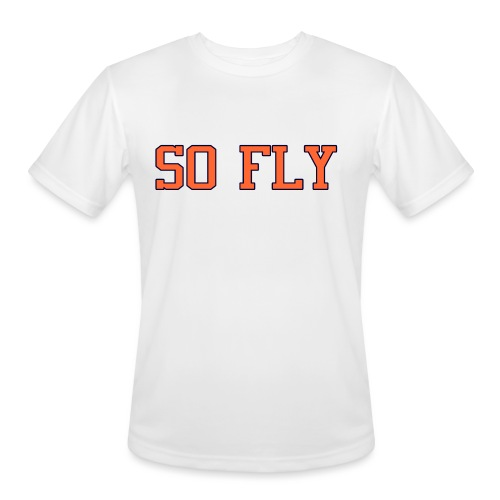 So Fly Classic - Men's Moisture Wicking Performance T-Shirt
