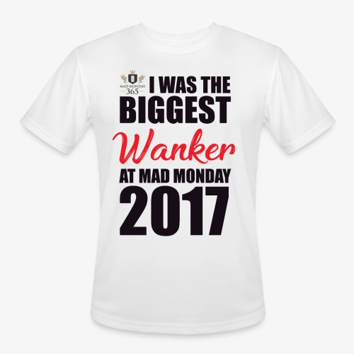 Mad Monday 2017 - Men's Moisture Wicking Performance T-Shirt