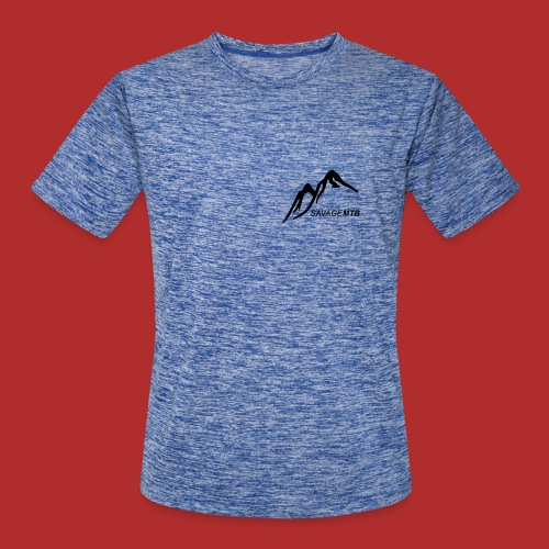 Savage MTB original - Men's Moisture Wicking Performance T-Shirt