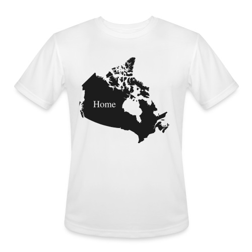 Canada Home - Men's Moisture Wicking Performance T-Shirt
