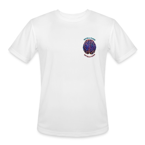 IntellTuss Shirt (pocket design) - Men's Moisture Wicking Performance T-Shirt