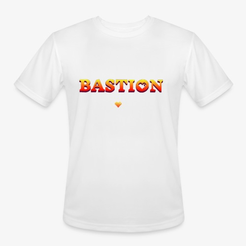 Virtual Bastion: For the Love of Gaming - Men's Moisture Wicking Performance T-Shirt