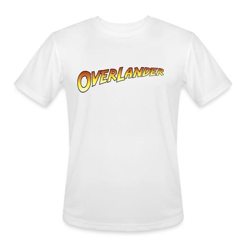 Overlander - Autonaut.com - Men's Moisture Wicking Performance T-Shirt