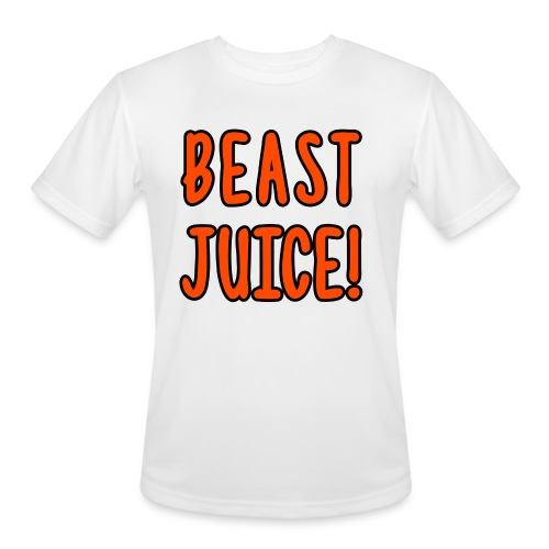 BEAST JUICE! - Men's Moisture Wicking Performance T-Shirt