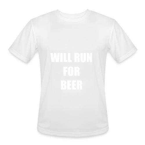 SHIRT DESIGN 3 png - Men's Moisture Wicking Performance T-Shirt