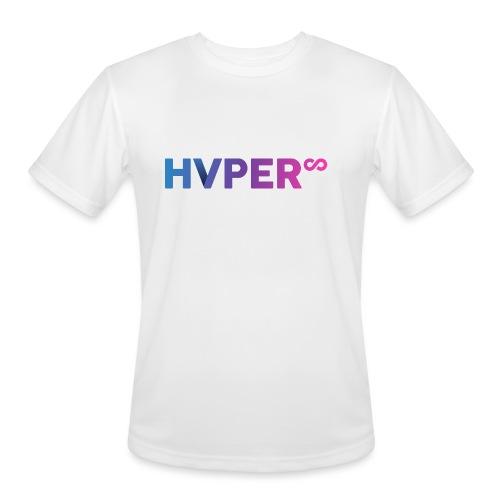 HVPER - Men's Moisture Wicking Performance T-Shirt