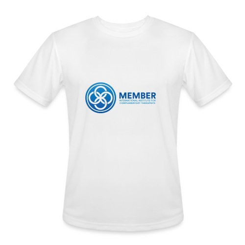 IICT Member Logo - Men's Moisture Wicking Performance T-Shirt