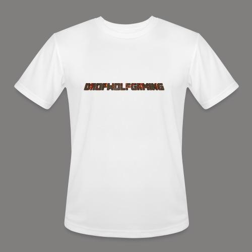 DropWolfGaming - Men's Moisture Wicking Performance T-Shirt