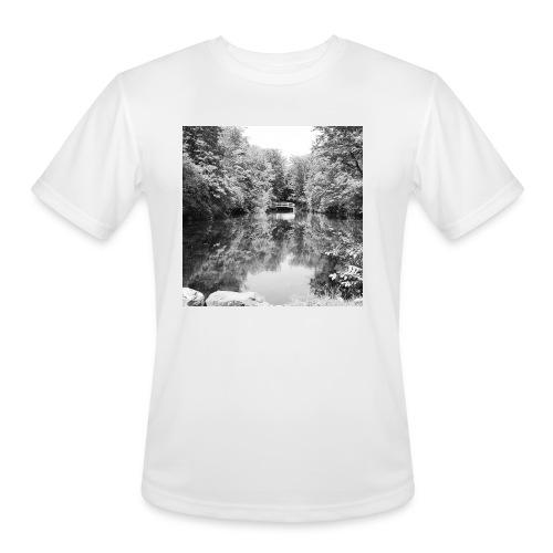 Lone - Men's Moisture Wicking Performance T-Shirt