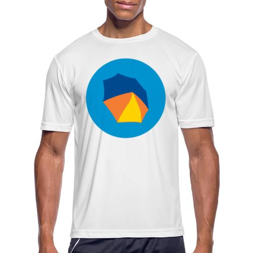 umbelas icon 2 - Men's Moisture Wicking Performance T-Shirt