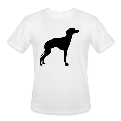 Italian Greyhound - Men's Moisture Wicking Performance T-Shirt