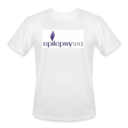 Epilepsy WA - Men's Moisture Wicking Performance T-Shirt