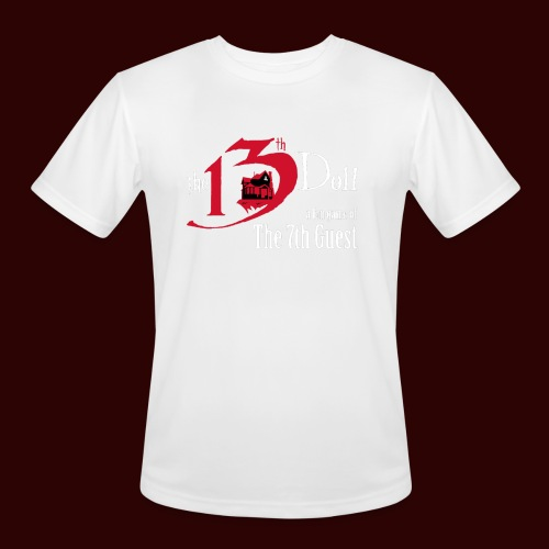 The 13th Doll Logo - Men's Moisture Wicking Performance T-Shirt
