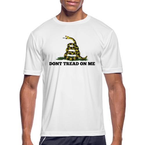 GADSDEN 1 COLOR - Men's Moisture Wicking Performance T-Shirt