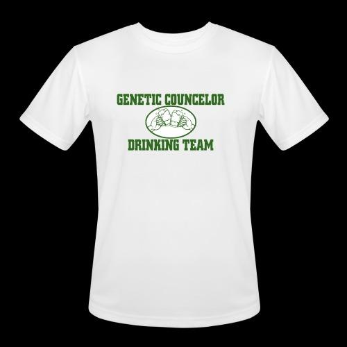 genetic counselor drinking team - Men's Moisture Wicking Performance T-Shirt