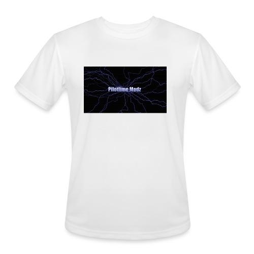 backgrounder - Men's Moisture Wicking Performance T-Shirt