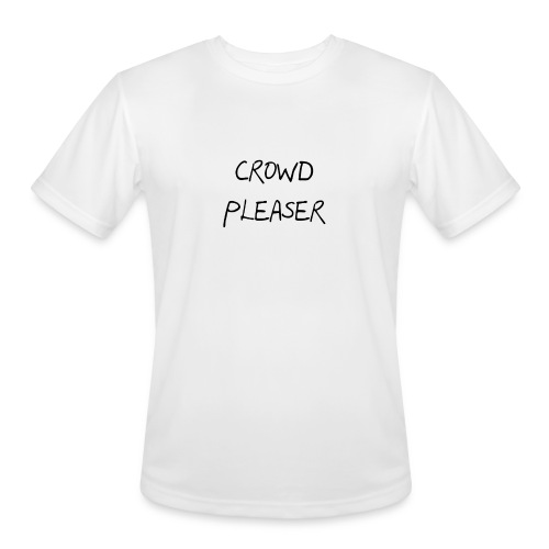 CROWDPLEASER - Men's Moisture Wicking Performance T-Shirt