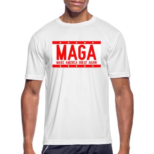 MAGA - Men's Moisture Wicking Performance T-Shirt