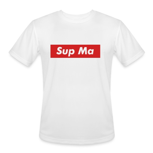 Sup Ma - Men's Moisture Wicking Performance T-Shirt