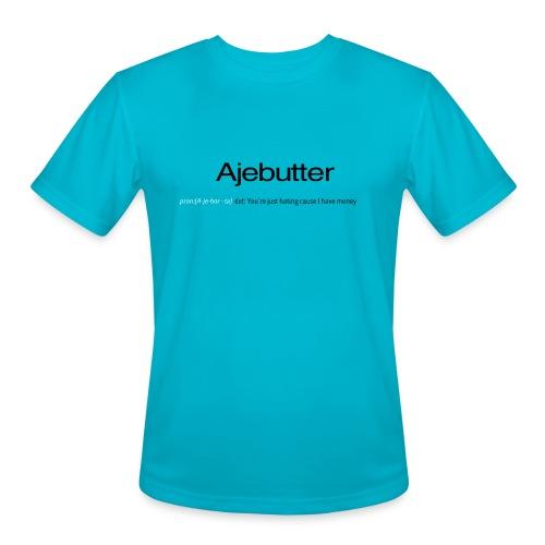 ajebutter - Men's Moisture Wicking Performance T-Shirt