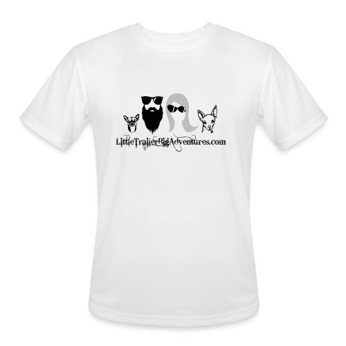 LTBA Heads Logo - Men's Moisture Wicking Performance T-Shirt