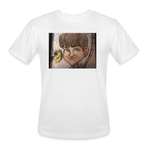 Mitroboy66 3 - Men's Moisture Wicking Performance T-Shirt