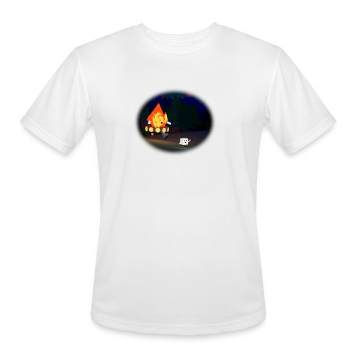 'Round the Campfire - Men's Moisture Wicking Performance T-Shirt