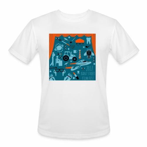 Rant Street Swag - Men's Moisture Wicking Performance T-Shirt