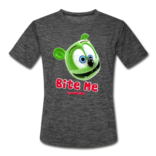 Bite Me - Men's Moisture Wicking Performance T-Shirt