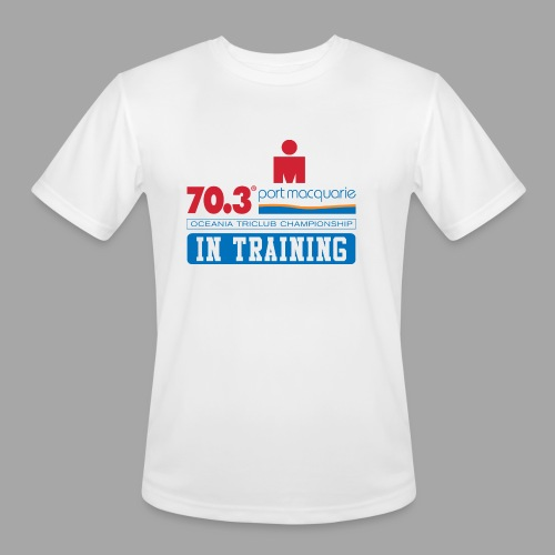 70.3 Port Macquarie alt - Men's Moisture Wicking Performance T-Shirt