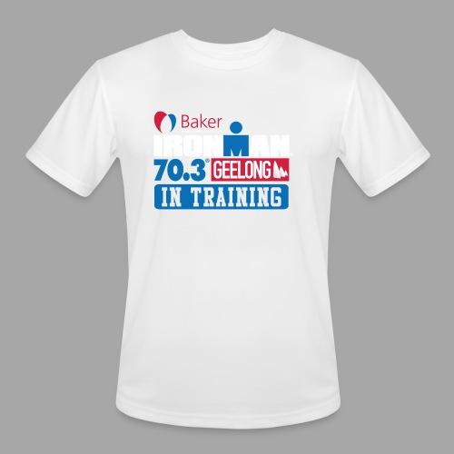 70.3 Geelong alt - Men's Moisture Wicking Performance T-Shirt