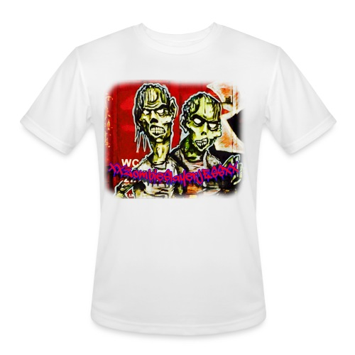 xxZombieSlayerJESSxx - Men's Moisture Wicking Performance T-Shirt