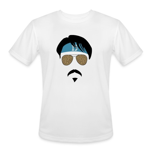 Minshew Jaguar Print - Men's Moisture Wicking Performance T-Shirt