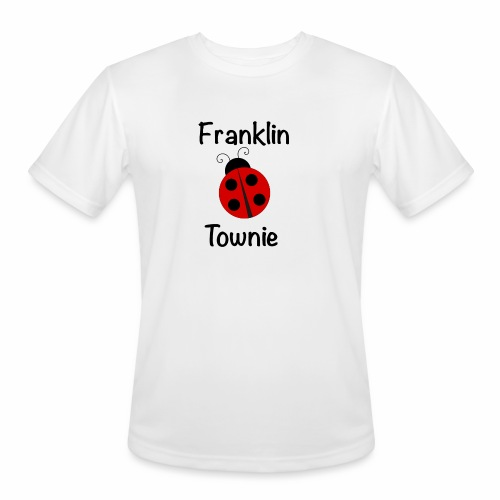 Franklin Townie Ladybug - Men's Moisture Wicking Performance T-Shirt
