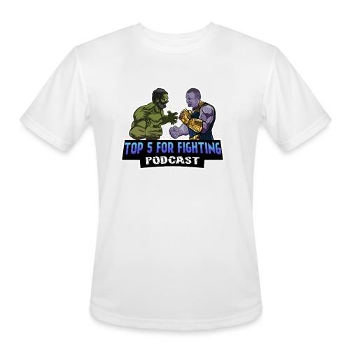 Limited Edition Super Logo - Men's Moisture Wicking Performance T-Shirt