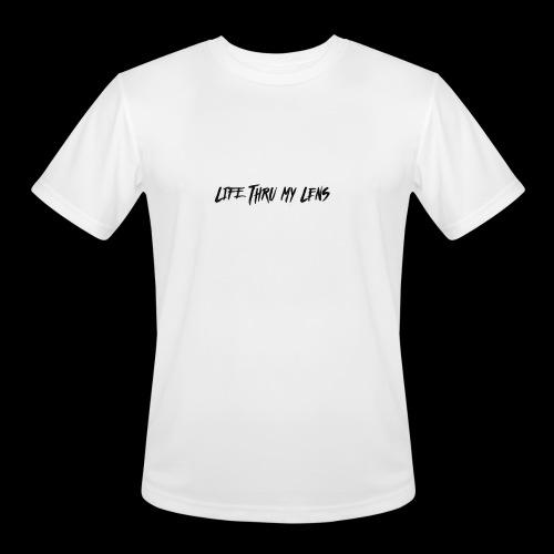 life haze black - Men's Moisture Wicking Performance T-Shirt