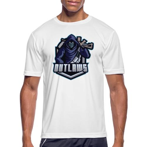 Outlaws Gaming Clan - Men's Moisture Wicking Performance T-Shirt