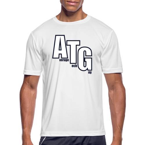 ATG Blocks - Men's Moisture Wicking Performance T-Shirt