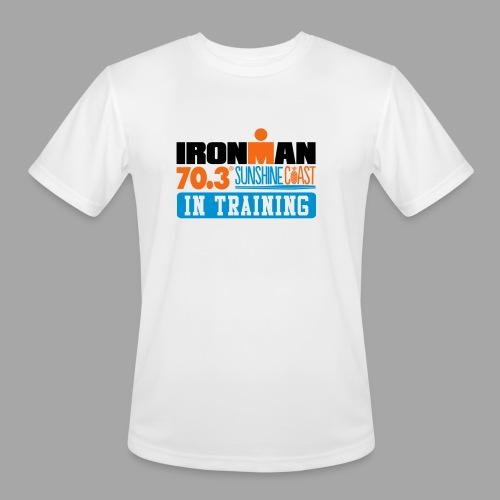 70.3 Sunshine Coast Alt - Men's Moisture Wicking Performance T-Shirt