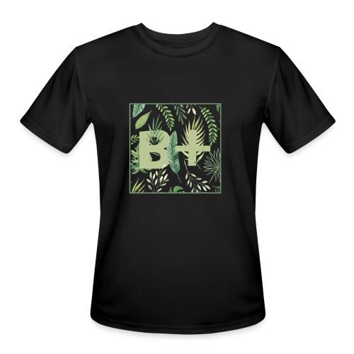 Be positive - Men's Moisture Wicking Performance T-Shirt