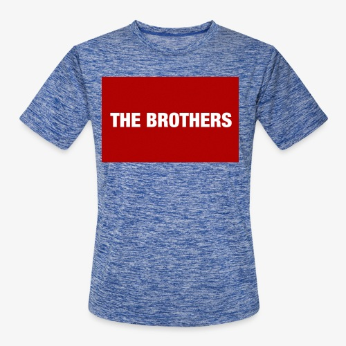 The Brothers - Men's Moisture Wicking Performance T-Shirt